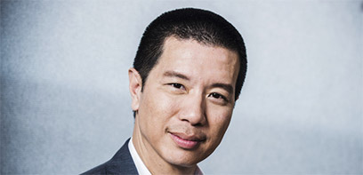 Interview de Reggie Lee (Grimm)